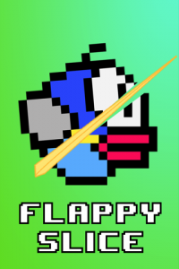 Flappy Slice - splash screen